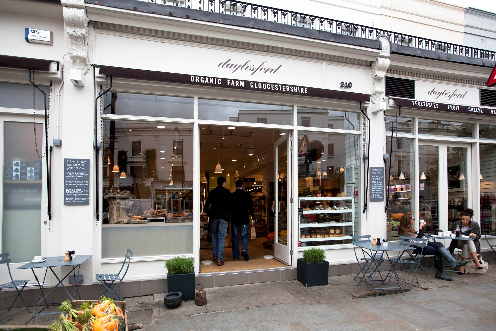 Daylesford Organic London Notting Hill