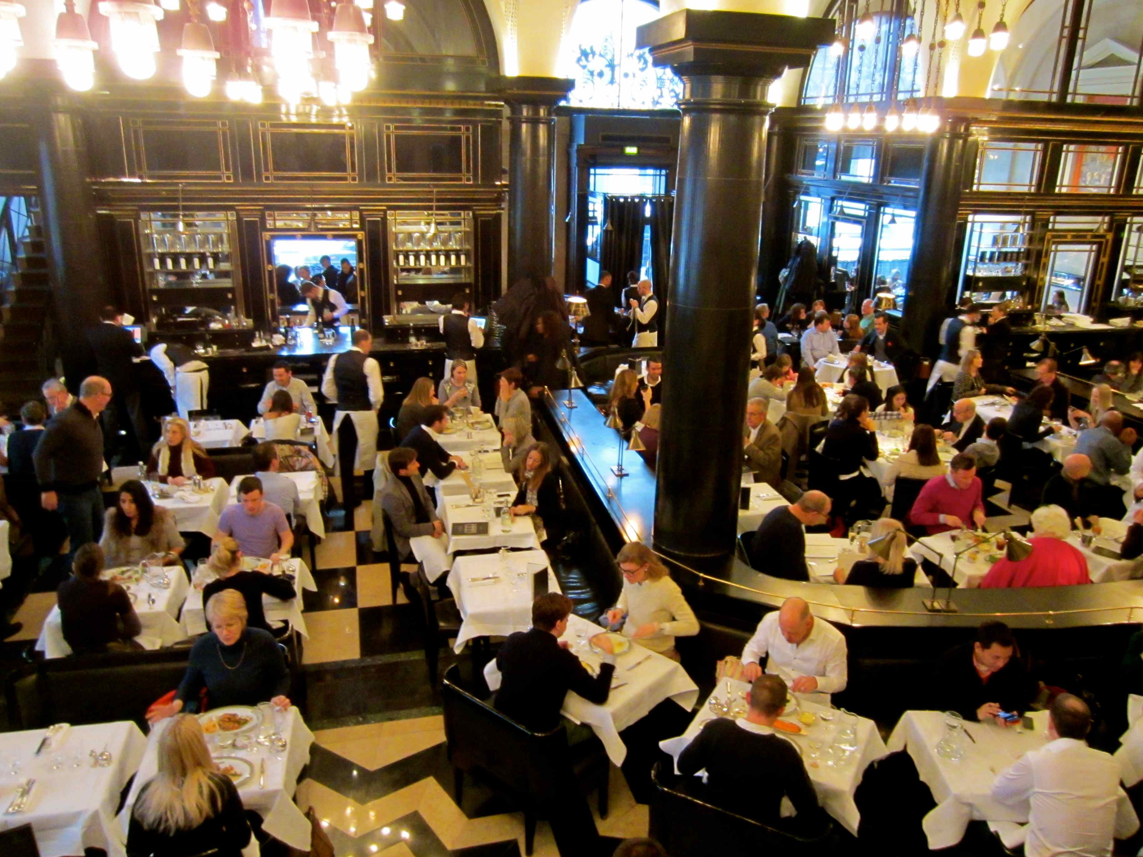 Cafe Piccadilly London