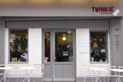 twinkie brunch paris