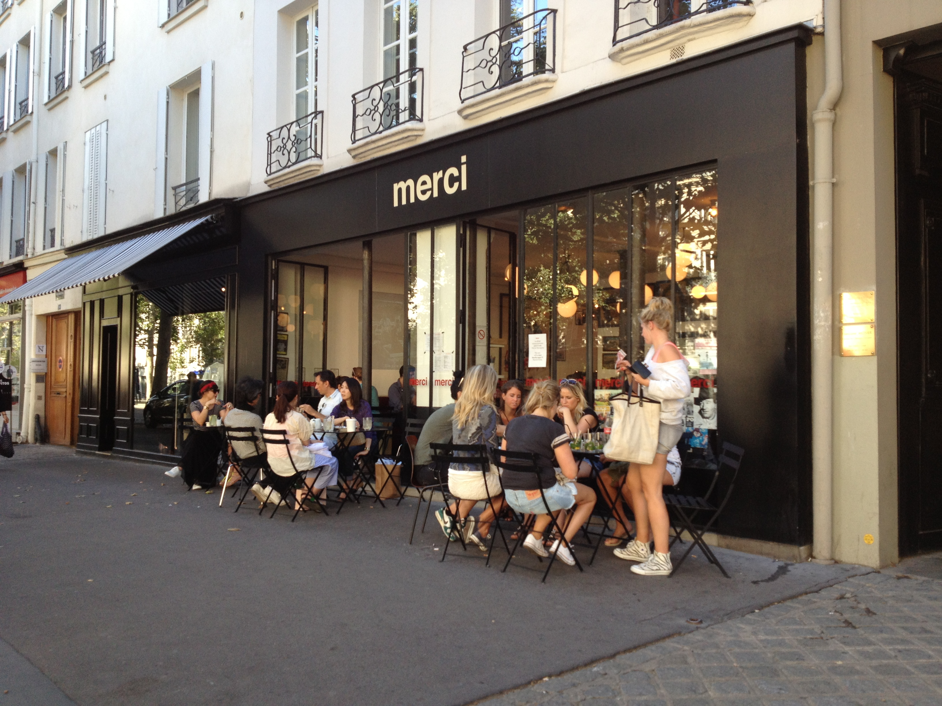 Merci (Paris) | The Trendy Guide