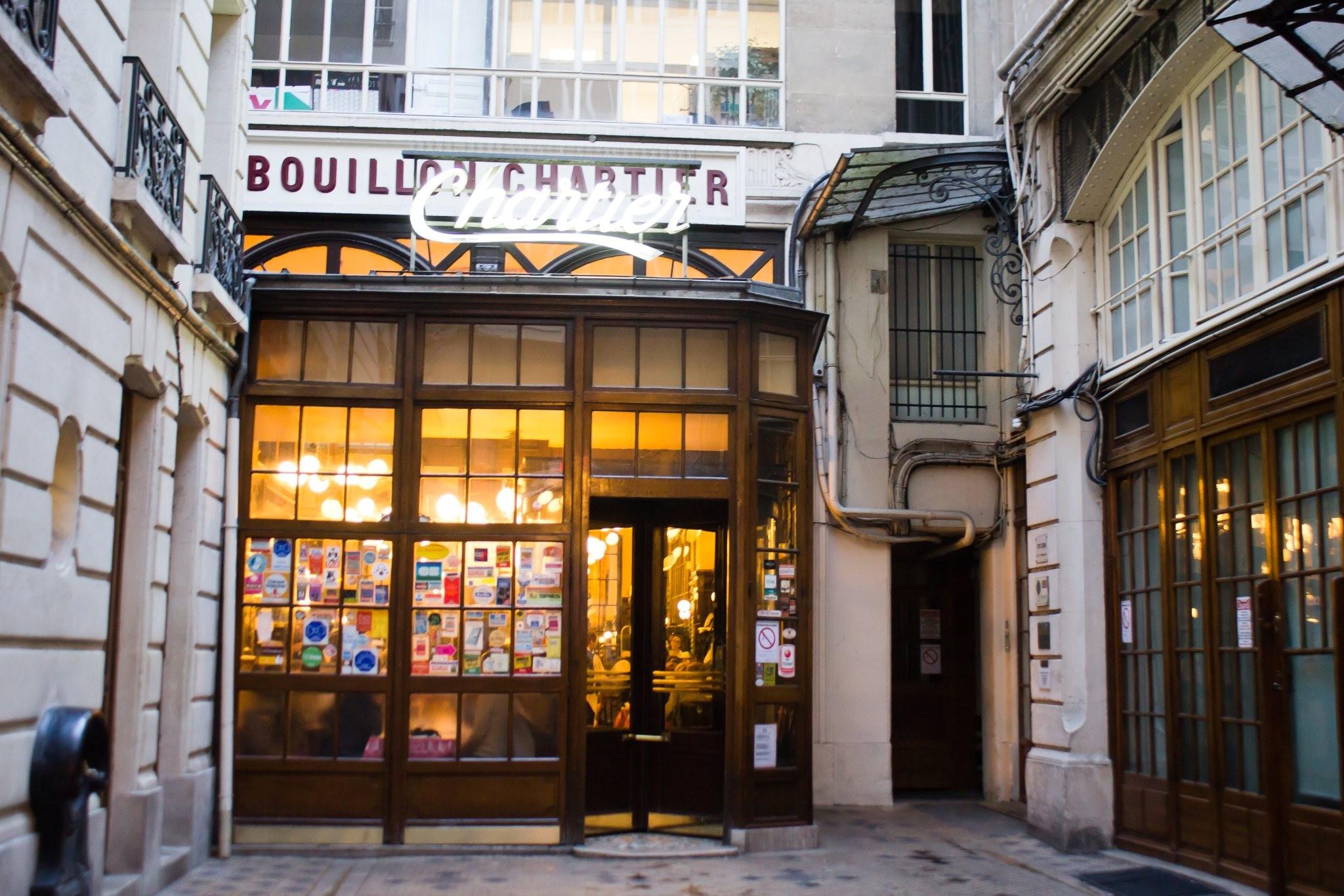 Restaurant Rue Chartier