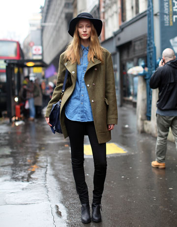 London Style Styles And Seasons