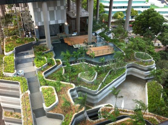 Parkroyal Hotel Singapore The Trendy Guide