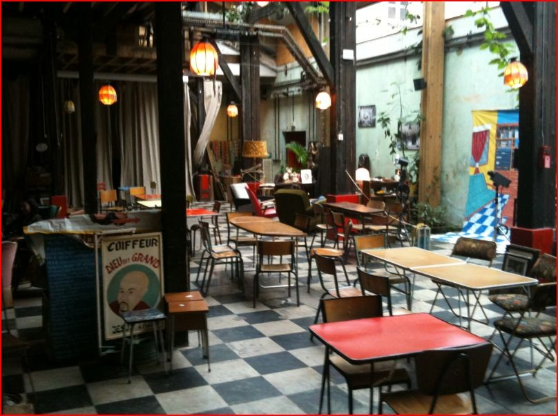 Top 10 brunch places paris the trendy guide - Le comptoir paris restaurant ...
