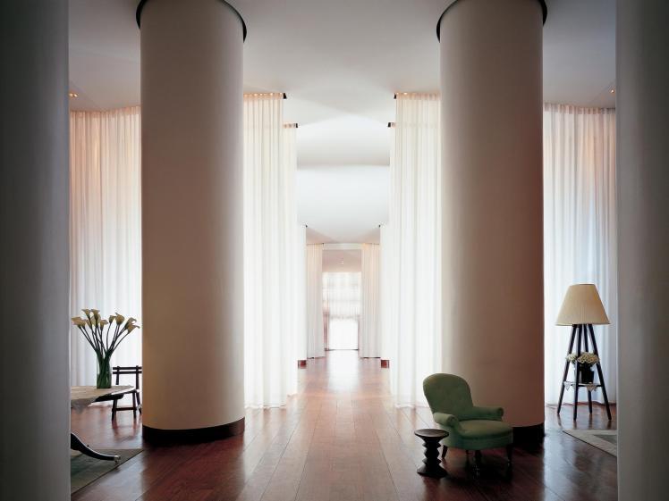 Delano Hotel lobby