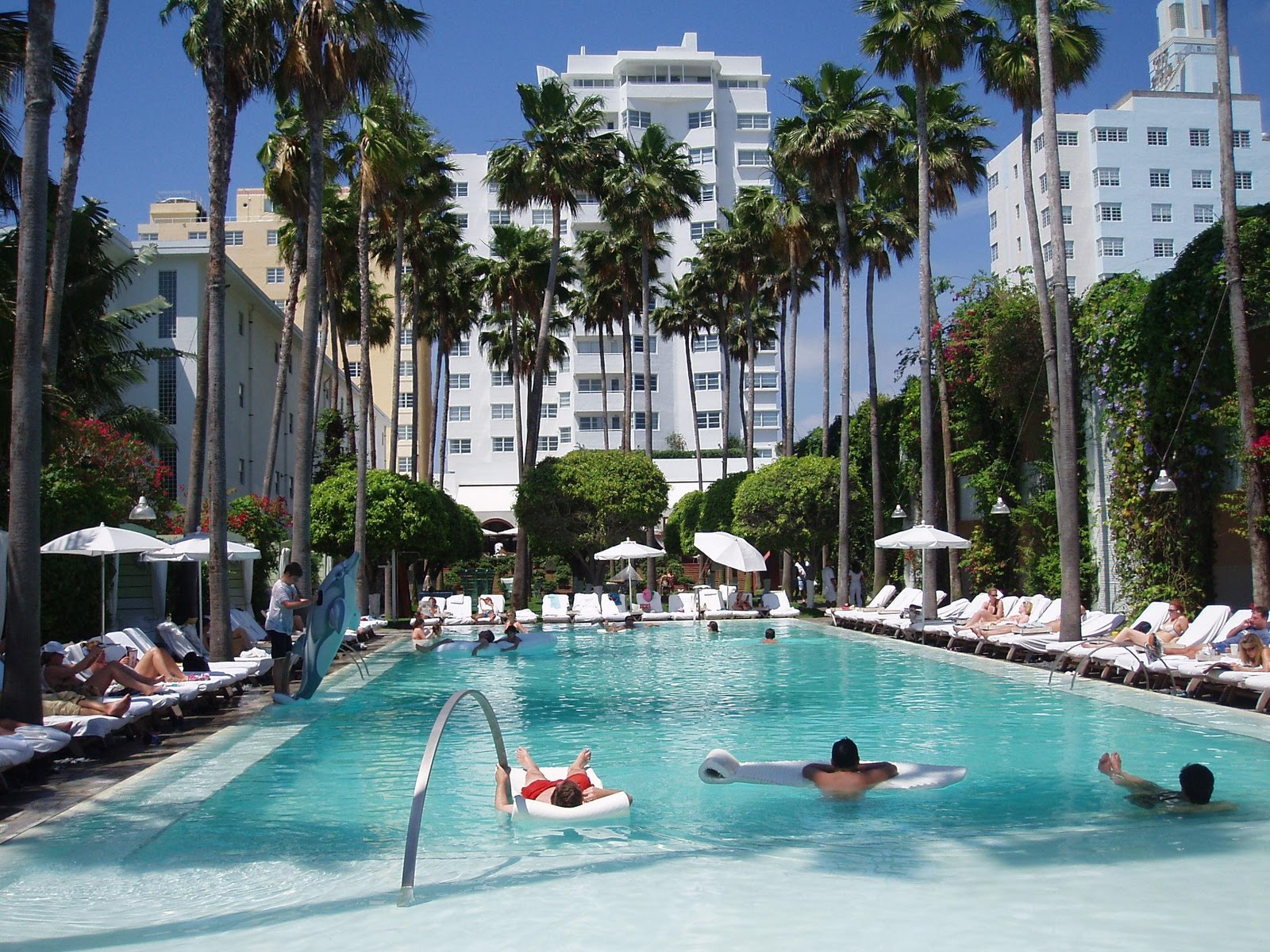 Delano Hotel Miami Beach The Trendy Guide