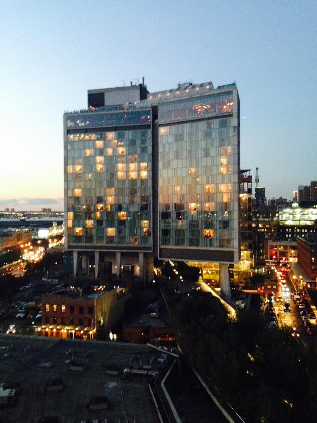 Standard high line hotel NYC