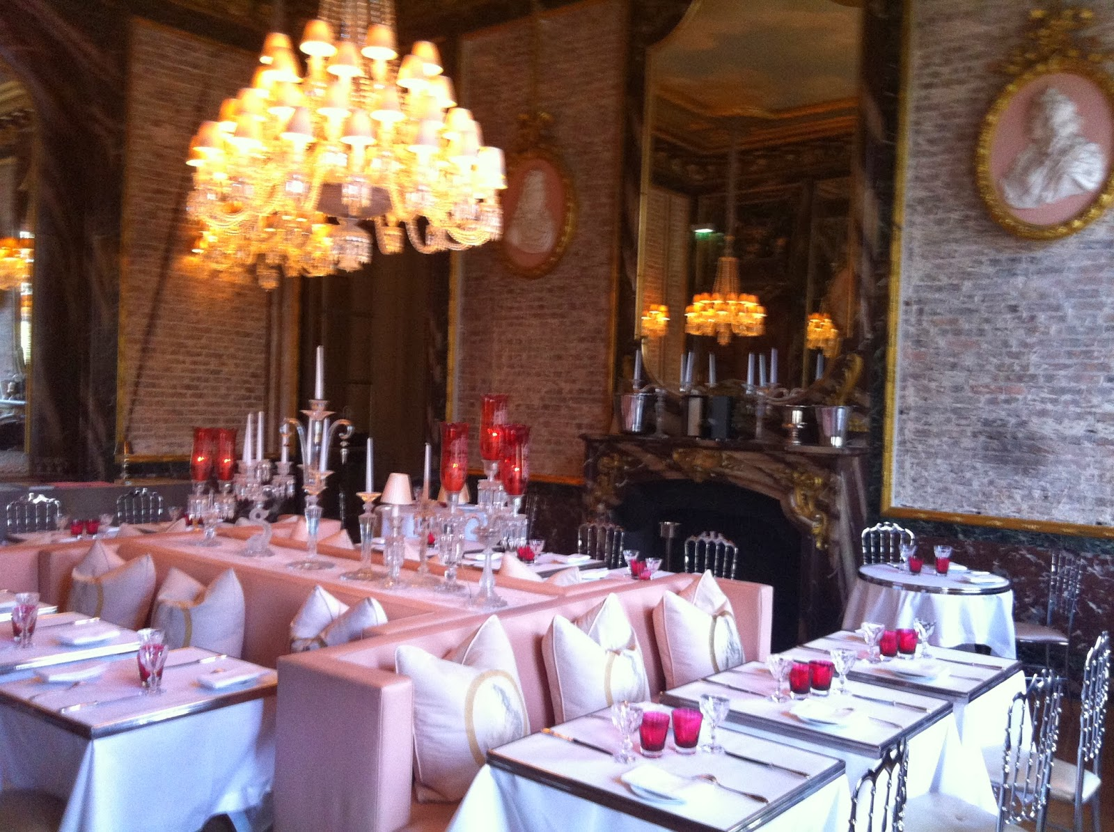 Cristal Room Baccarat Paris The Trendy Guide