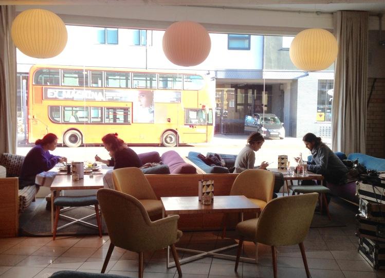 Forge & Co London café