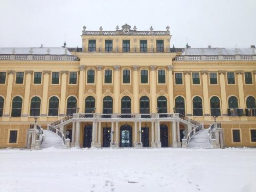 Schonbrunn schloss Vienna