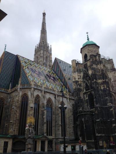 St. Stephen's Cathedral Vienna 2