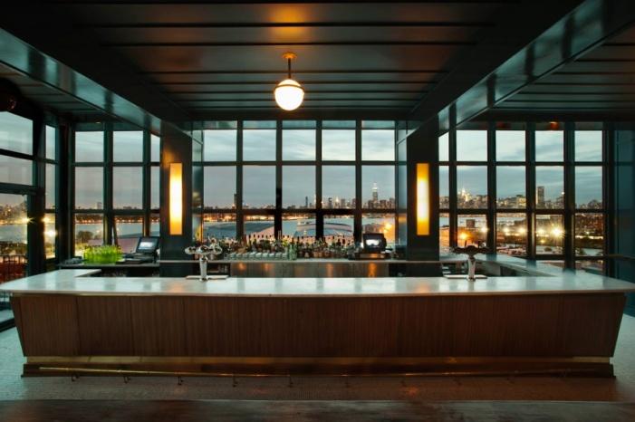 The White hotel Brooklyn bar