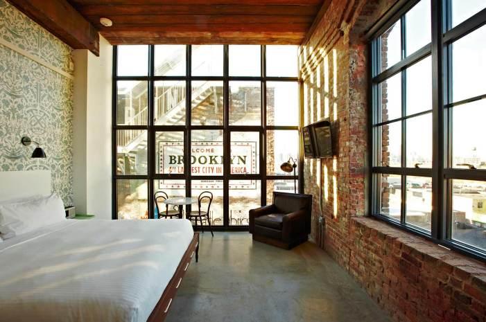 The White hotel Brooklyn room