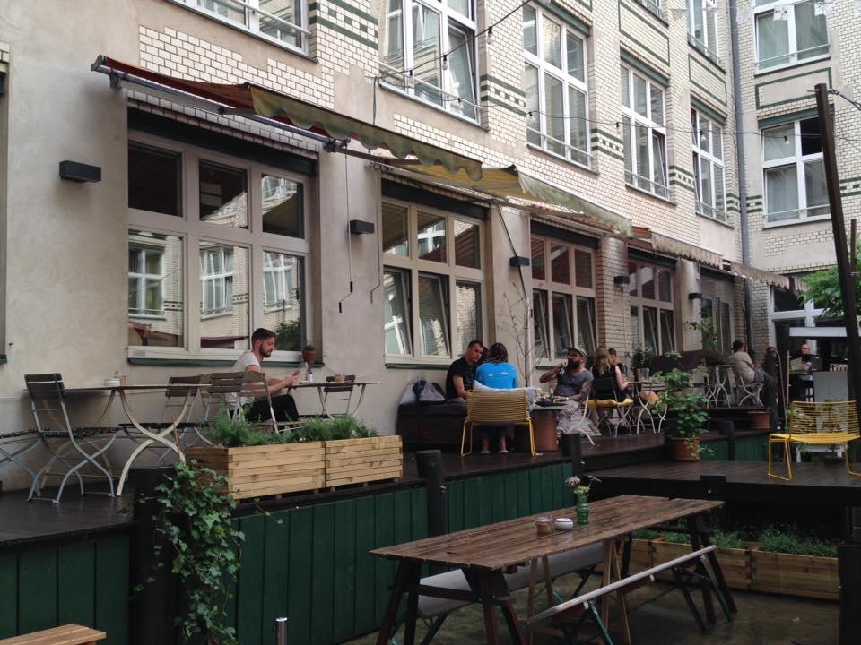 MichelBerger hotel Belrin terrace